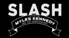 Slash: World On Fire (Lyric Video) ft. Myles Kenne...