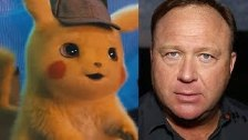 Pikachu is Alex Jones