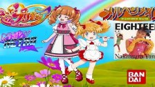 Emiru (Cure Macherie) and Alice Custom Wallpaper 2...