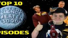 Nostalgia Kid Episode 84: Top 10 MST3K Episodes