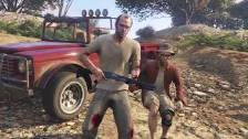 My Grand Theft Auto V Random Gameplay Part 4 : Ang...