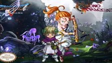 Dragon Quest 5 + Chrono Trigger Crossover Wallpape...