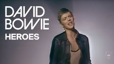 David Bowie - Heroes (Official Video)