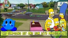 The Simpsons Hit And Run 15th Anniversary (On My T...