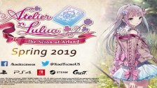 Atelier Lulua: The Scion of Arland Sneak Preview T...