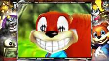 My Conker's Bad Fur Day Random Gameplay Part 1...