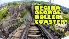 Regina George: The Ride! Mean Girls Roller Coaster...