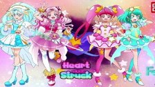 Hugtto Pretty Cure + Star Twinkle Pretty Cure Cust...