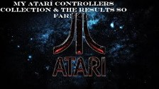 My Atari Controllers Collection And The Results So...