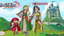 Dragon Quest XI: Echoes of an Elusive Age Custom W...