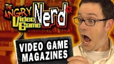 AVGN episode 166: Video Game Magazines