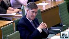 Jacob Rees-Mogg questions Guy Verhofstadt over EU ...