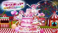 Pretty Cure Miracle Universe Happy Birthday Custom...