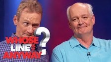 Ryan And Colin - The Dynamic Duo - Whose Line Is I...