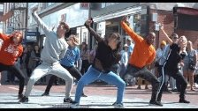 Three Incredible 80s Flash Mobs in Sleepy Seaside ...