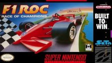 F1 ROC: Race of Champions (Super Nintendo) Origina...