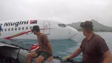 Air Niugini Flight PX56 Ditches in Chuuk Lagoon