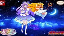 Cure Selene and Selene the Moon Fairy Custom Wallp...