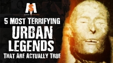 5 Most TERRIFYING URBAN LEGENDS That Are Actually ...