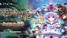 Super Neptunia RPG - Gameplay Trailer [Nintendo Sw...