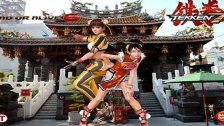Lei Fang (Dead or Alive 6) and Ling Xiaoyu (Tekken...