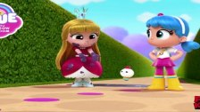 True and The Rainbow Kingdom Funny Moments - Escap...