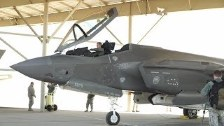 F-35A Lightning II Exercise at Hill AFB