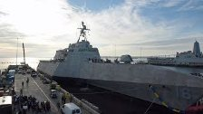 Future USS Tulsa Arrives in San Diego