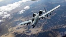 A-10 Thunderbolt II of 75th Expeditionary Fighter ...