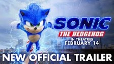 Sonic the Hedgehog Trailer (2020)