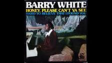 "Barry White ~ "" Honey Please "" (Can't ..."