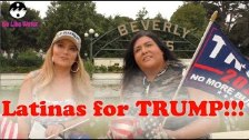 Latinas for TRUMP - Your Thoughts?