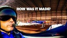Flying Two Planes Through A Hangar | How Was It Ma...