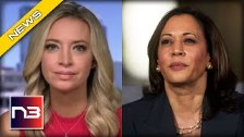 BRUTAL! Kayleigh Rips Kamala Harris To Pieces For ...