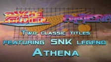 Psycho Soldier and Athena Trailer - SNK 40th Anniv...