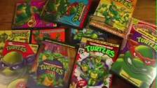 AVGN: Chronologically Confused About TMNT DVDs