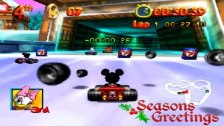 Nintendo Holiday Season - Mickey's Speedway US...
