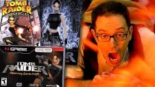 AVGN episode 159: Tomb Raider Games