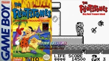 The Flintstones: King Rock Treasure Island (Game B...