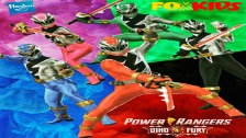 Power Rangers Dino Fury Episode 1 - Destination Di...