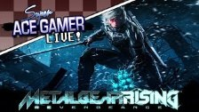 Metal Gear Rising Revengeance Stream part 2 - SUPE...