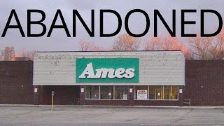 Ames Department Store Abandoned