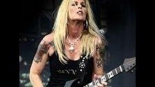 "LITA FORD - "" Kiss Me Deadly "" - 1988 live..."