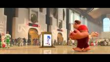 Sonic The Hedgehog Cameo in Wreck-It Ralph (Movie ...