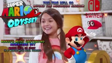 Super Mario Odyssey Original Soundtrack - Jump Up, Super Star