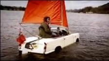 Car Boat Challenge - Top Gear