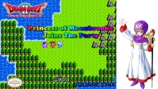 Dragon Quest 2 (NES) Random Gameplay - Princess of...